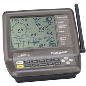 Davis Vantage Vue display