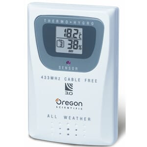 Oregon Scientific Sensor Termometer Hygrometer (THGR800)
